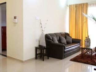 Humming Bird - Sagar Heights Apartment Mumbai - Hotellihuone