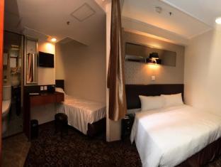 Lander Hotel Prince Edward Хонконг - Стая за гости