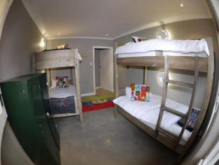 The B.I.G Backpackers Cape Town - Mixed Dormitory