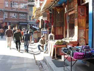Hotel President Kathmandu - Surroundings