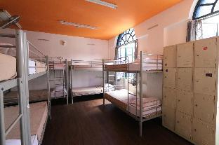 Front view of Footprints Hostel (SG Clean Certified)