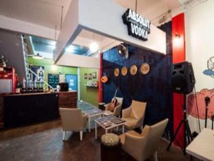 Phuket Ghetto Childs Hostel Phuket - Pub/Lounge