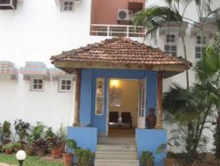 Hotel Blue Bay Goa - Intrare