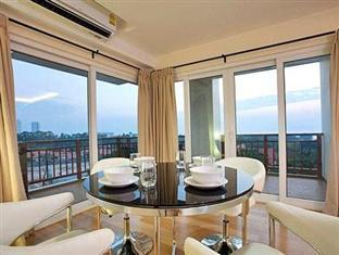 Emerald Palace - Serviced Apartment Pattaya - Dining Area