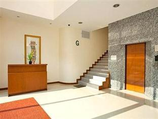 Emerald Palace - Serviced Apartment Pattaya - Lobby
