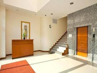 Emerald Palace - Serviced Apartment Pattaya - Entrance