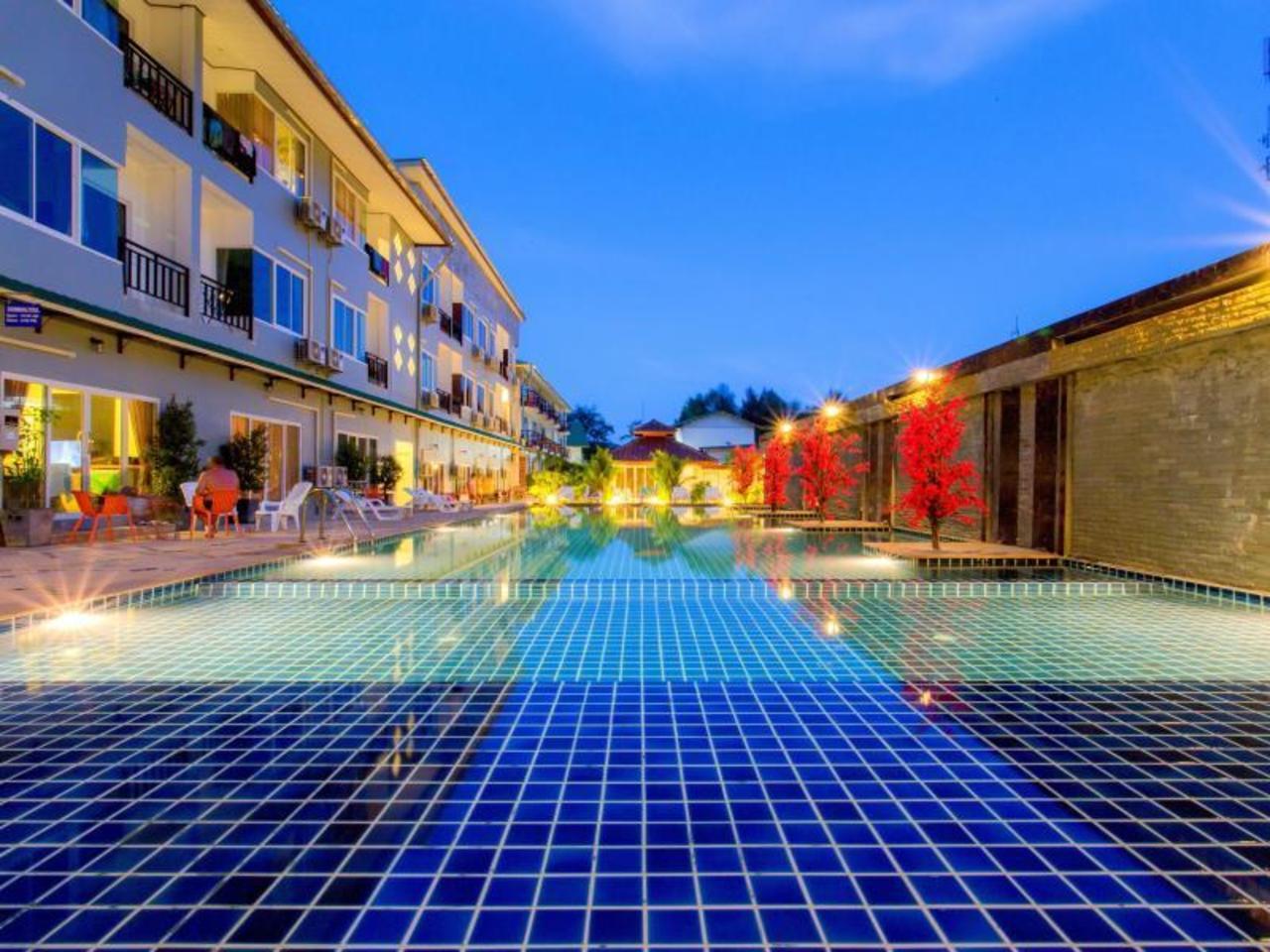 พีพี ไมยาดา รีสอร์ท (Phi Phi Maiyada Resort)