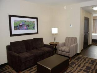 Best guest rating in Dayton (OH) ➦ Comfort Suites Wright Patterson Dayton takes PayPal
