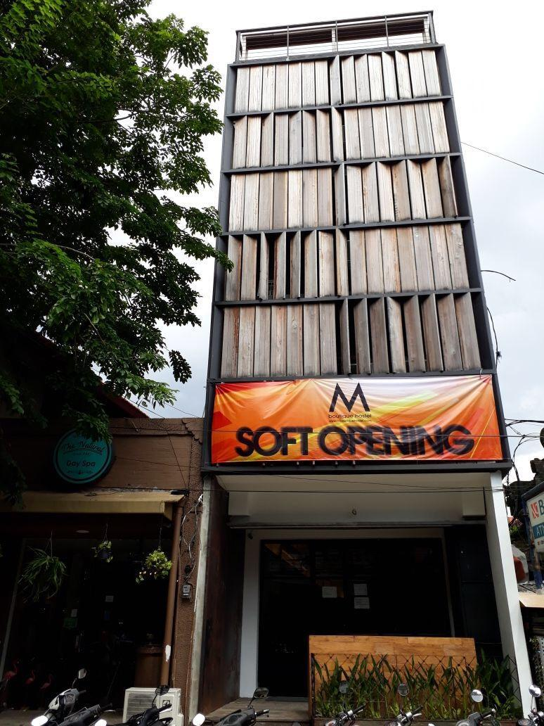 M Boutique Hostel Legian