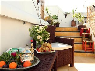 Riad Villa Mouassine Marrakesh - Balkon/Terras