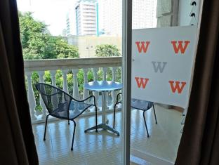 WellCome Hotel Cebu City - Balcony/Terrace