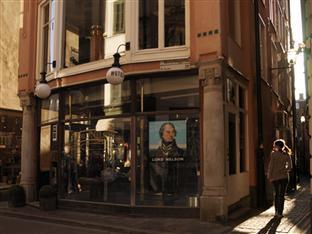 Collector's Lord Nelson Hotel Stockholm - Exterior