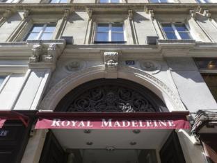 Mercure Paris Royal Madeleine Hotel Paris - Exterior