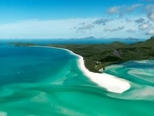 Hamilton Island Beach Club Resort Whitsunday Islands - شاطئ