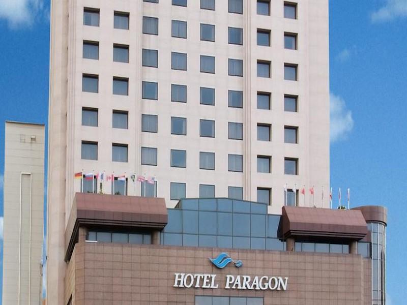 South Korea-호텔 파라곤 (Hotel Paragon)