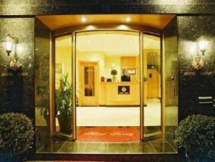 Savoy Hotel Geneva - Entrance