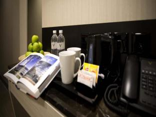 V Hotel Bencoolen Singapore - Room amenities