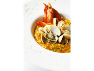 BIG Hotel Singapore - Seafood Tom Yum Risotto