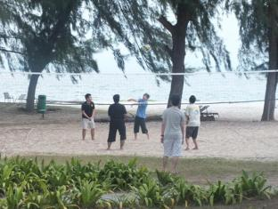 Sibu Island Resort Mersing - Beach Volley Ball