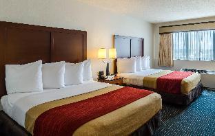 room of Comfort Inn & Suites Logan International Airport