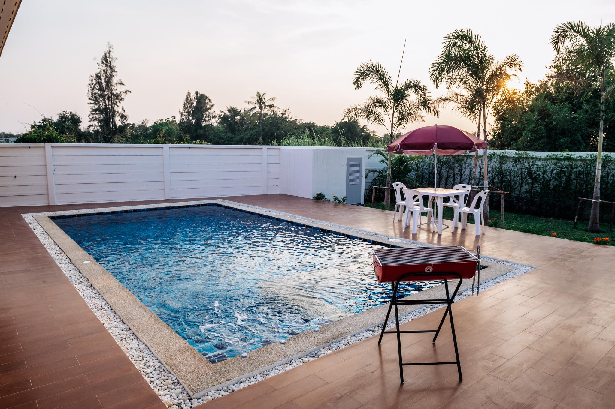The Legacy Huahin Pool Villa Type E