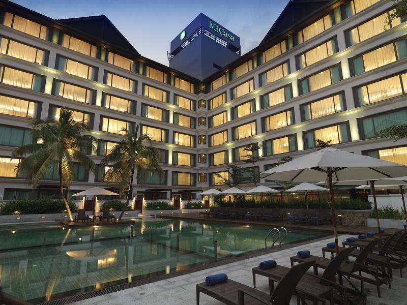 Kompleks Kementerian Dalam Negeri  - mycen.my hotels