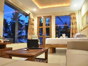 クリスタル ビーチ バリ ホテル1