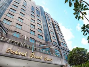 Orchard Grand Court Singapore - Exterior