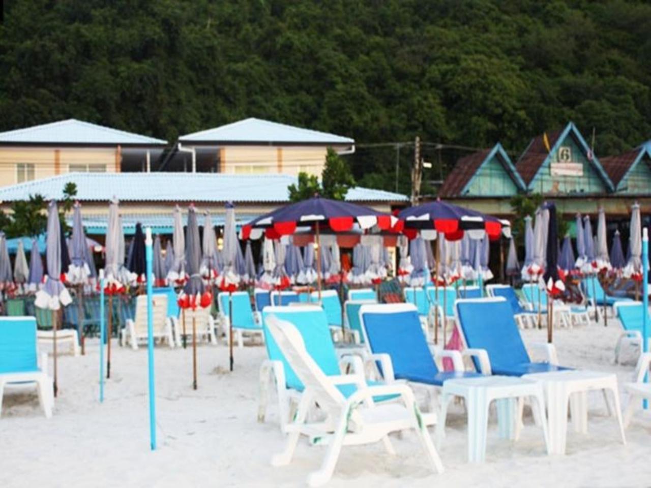 โรงแรมบาร์เบอรี แอท เกาะล้าน (Barberry at Koh Larn Hotel)