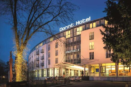 Dorint Hotels & Resorts Hotel in ➦ Neuss ➦ accepts PayPal