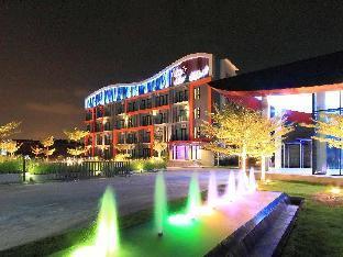 ハブ デ リーフ アット ラヨーン デザイン リゾート Hub de Leaf at Rayong Design Resort
