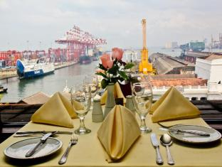 Grand Oriental Hotel Colombo - Harbour Room - Restaurant