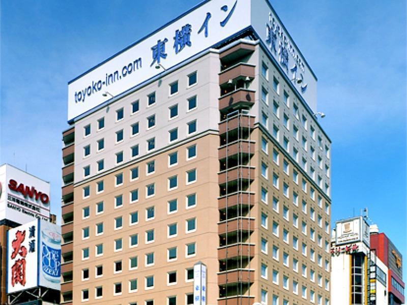 東横イン 北海道札幌すすきの交差点