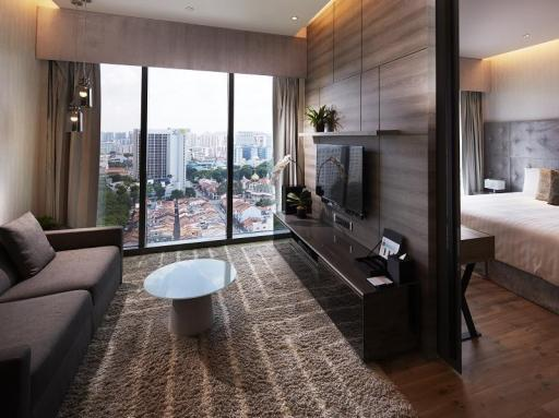 Pan Pacific Serviced Suites Beach Road, Singapore PayPal Hotel Singapore