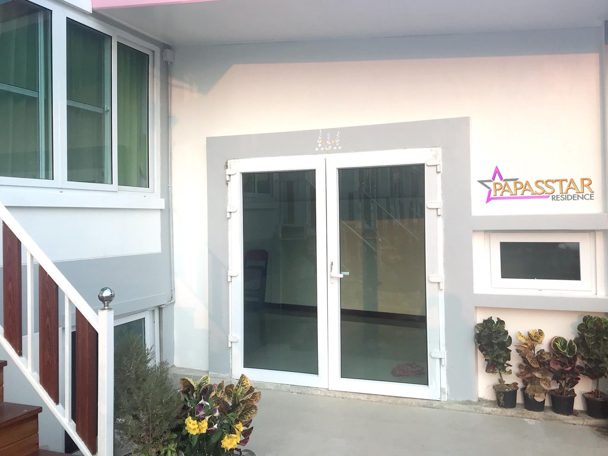 อพาร์ตเมนต์ 1 ห้องนอน 1 ห้องน้ำส่วนตัว ขนาด 20 ตร.ม. – สามพราน