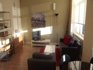 Max Serviced Apartments Glasgow Olympic House Glasgow - Interior