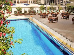 Mercure Centre Hotel Abu Dhabi Abu Dhabi - Swimming Pool