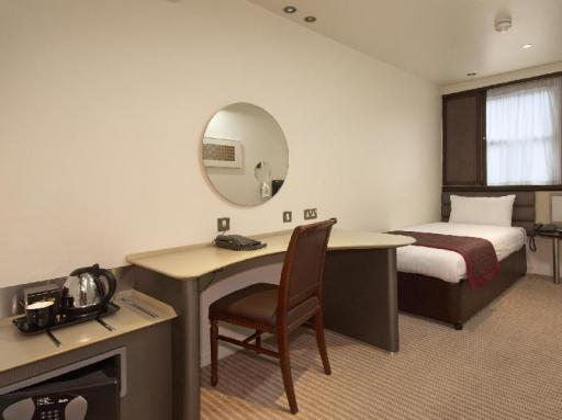 Corus Hotel Hyde Park hotel accepts paypal in London