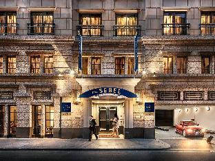 Hotell The Sebel Melbourne Flinders Lane  i Melbourne, Australien