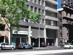 เควสท์ออนวิลเลี่ยมอพาร์ทเมนท์ส เมลเบิร์น - ภายนอกโรงแรม