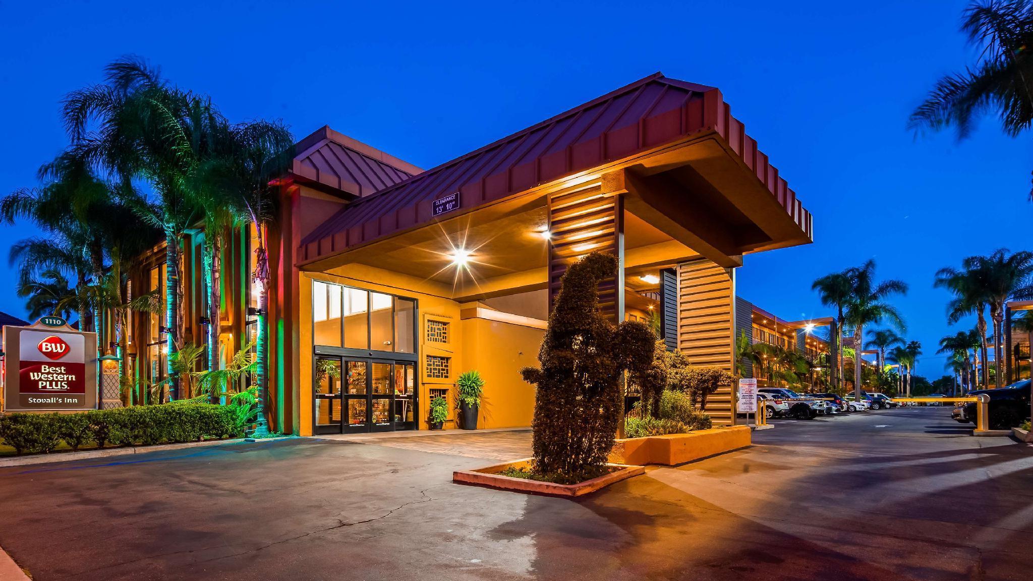 Best Western Plus Stovall Inn image