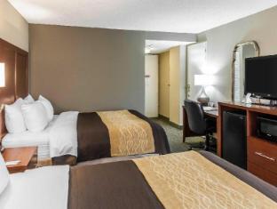 Interior Comfort Inn Pentagon City