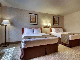 room of Best Western West Hills Inn