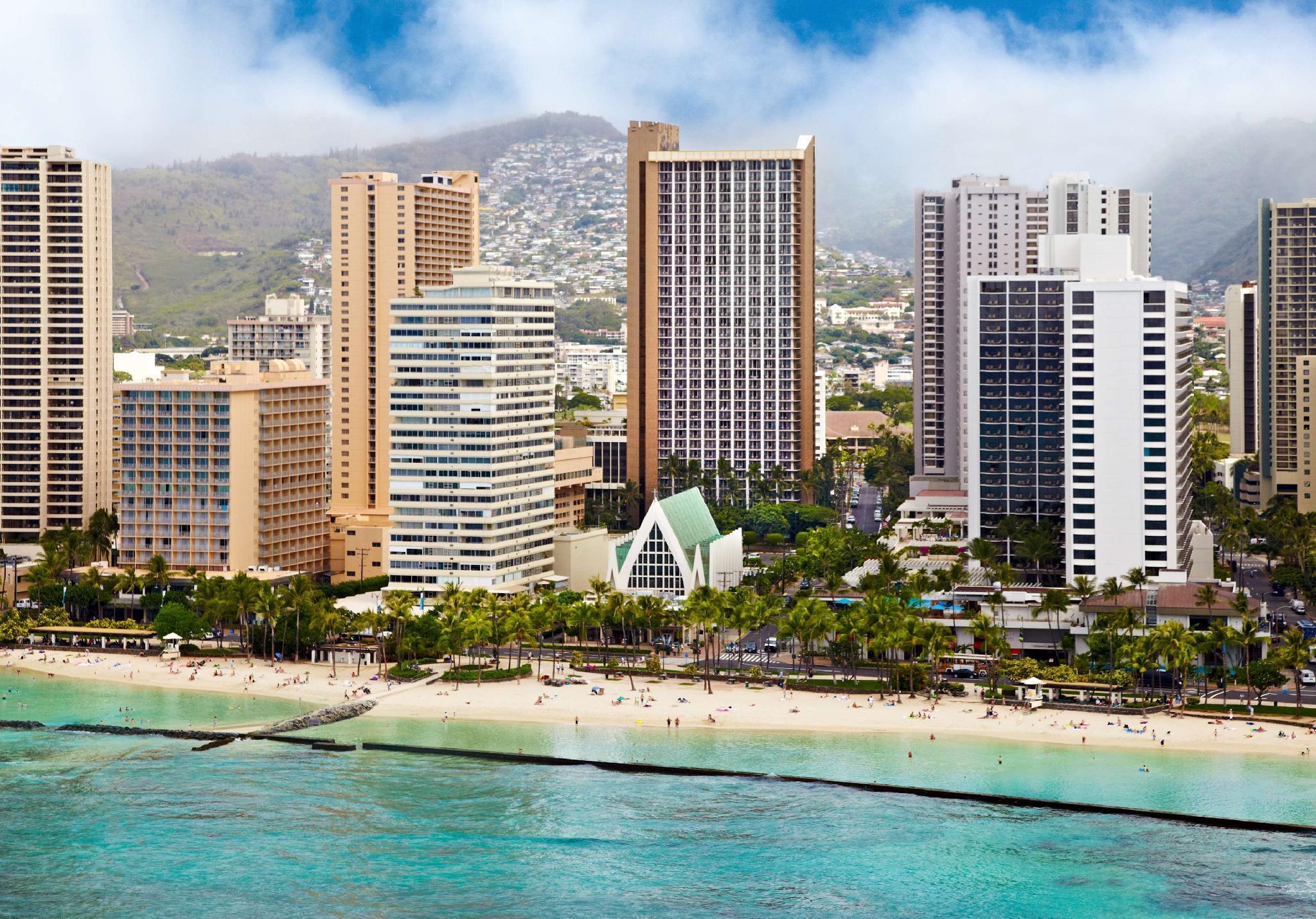 Hilton Waikiki Beach image