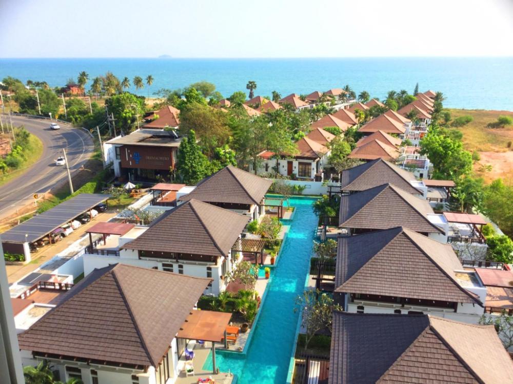 The Oriental Beach Pool Villa and Village
