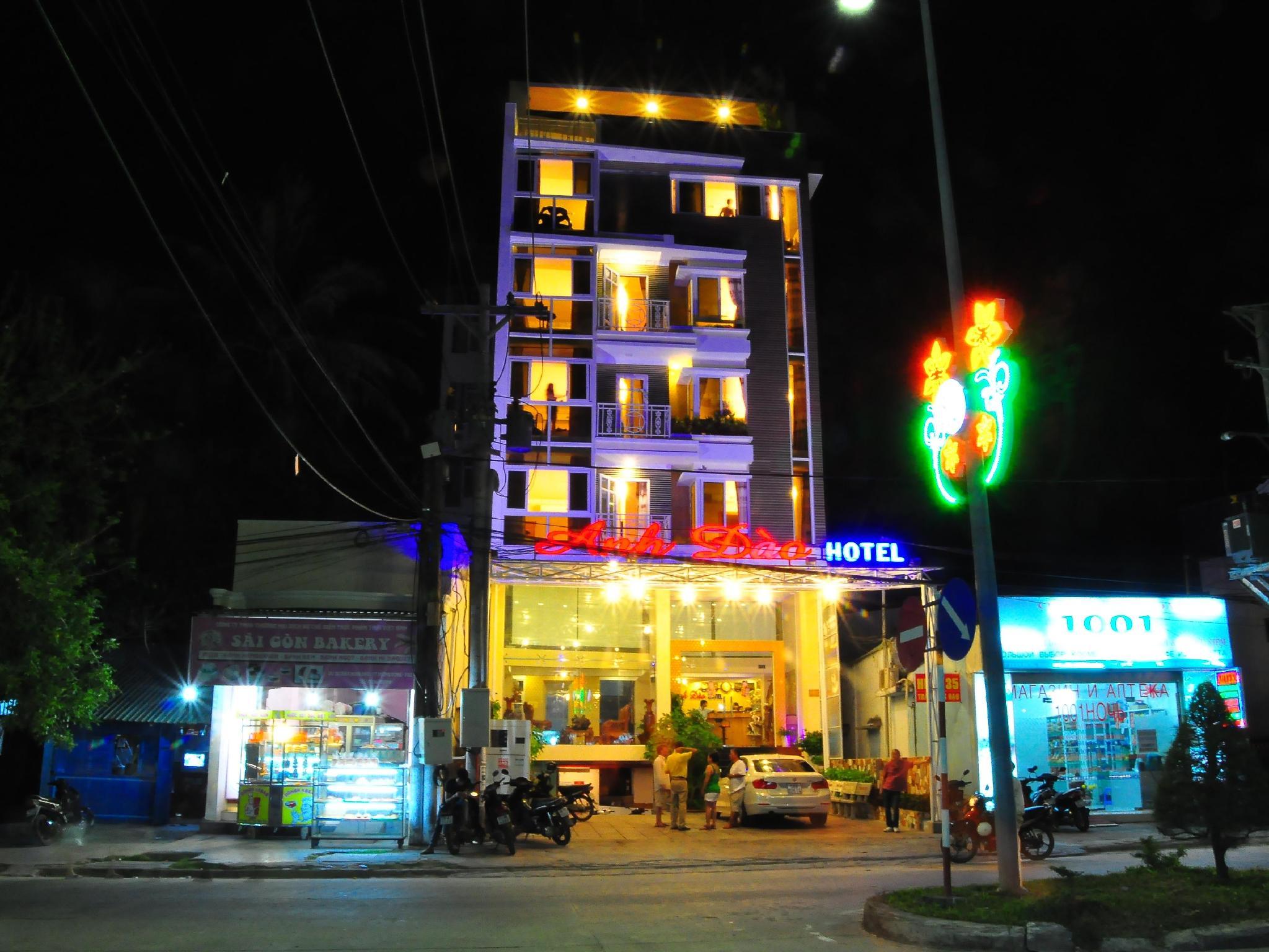 Anh Dao Hotel Phu Quoc Island