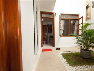 Su's home Colombo - Hotellet från utsidan