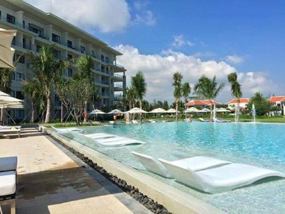 The Ocean Villas, 2Bedrooms Apartment View Sea.
