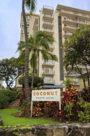 Coupons Coconut Waikiki Hotel