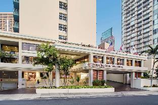 ダブルツリー アラナ ワイキキ ホテル1